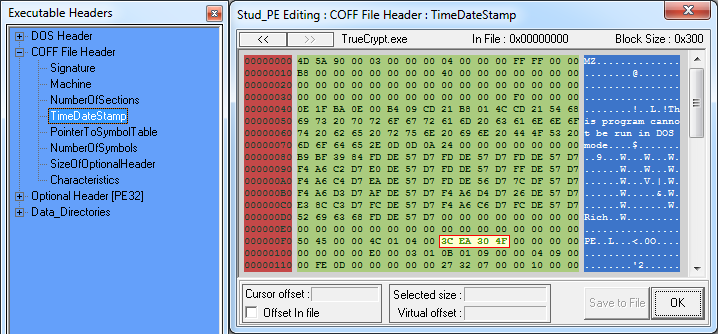 How I compiled TrueCrypt 7 1a for Win32 and matched the