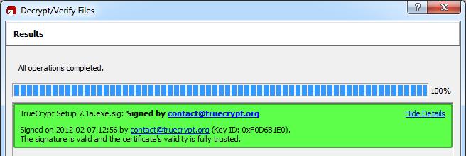 truecrypt 7.1
